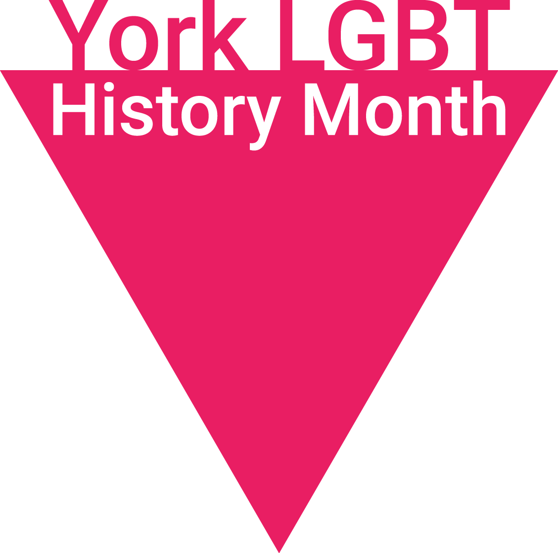 Bringing together organisations across York for a cohesive, collaborative, city-wide LGBT History Month campaign.